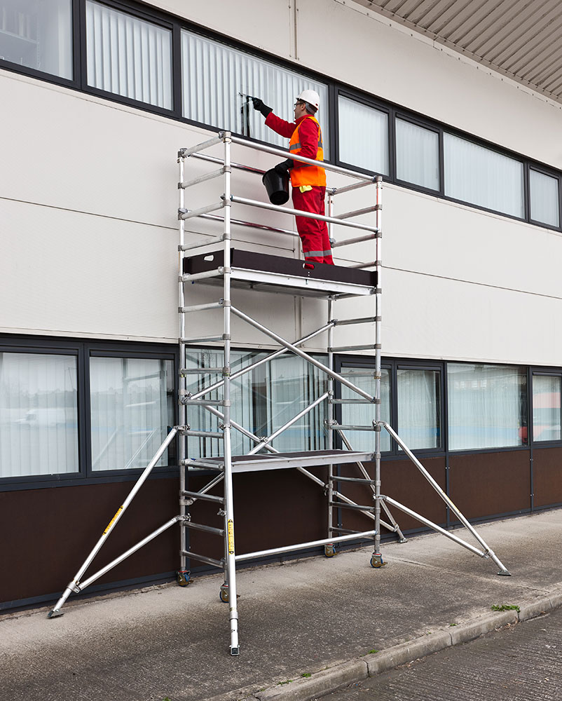 Used Scaffolding For Sale >> Working at Height Solutions - Instant Upright